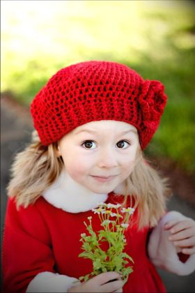 Handmade Crochet Baby Hats For Winter Season 2015-16