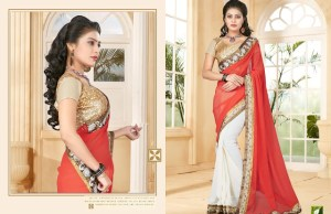 Indian Georgette Saree Designs For This Season