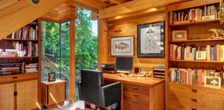 Rustic Home Office Ideas For Your Home Comfort