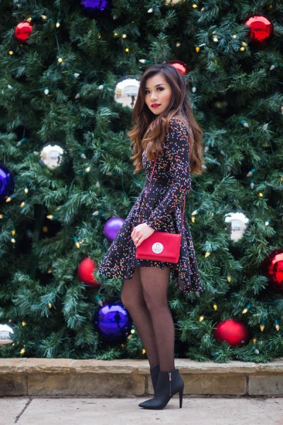 Xmas Dressing Ideas For Girls Party & Casual Wearing