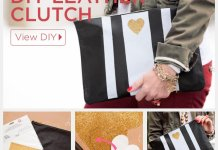 DIY Clutch Ideas Every Crafty Girl Should See