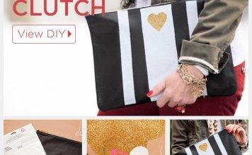 DIY Clutch Ideas Every Crafty Girl Should See