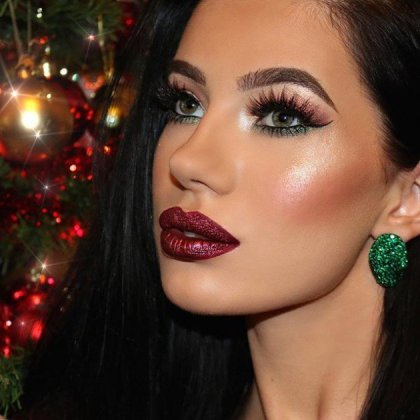 New Year Party Makeup Ideas To Copy