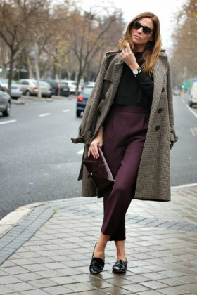 Casual Winter Women Street Style Looks To Copy