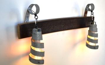 Industrial Bathroom Lighting With Complete Designs
