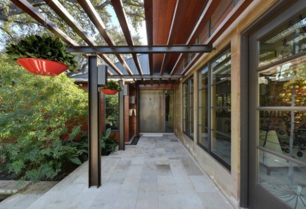 Industrial Homes Entry Designs That Will Blow Your Mind