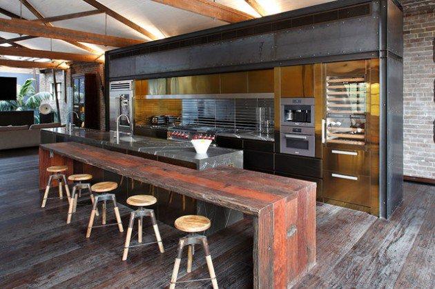 Industrial Kitchen Designs That Will Blow Your Mind