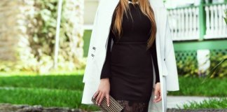 White Coat Designs To Try This Cold Season