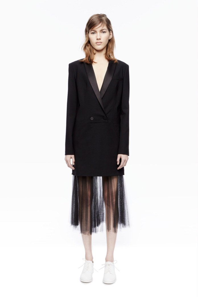 Women spring outfits DKNY collection