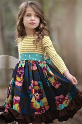 Baby Frock Designs Kids Summer Dressing Ideas