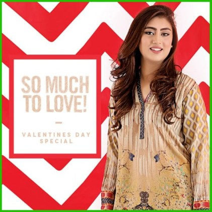 Beech Tree Valentines Day Collection Kurtis 2016