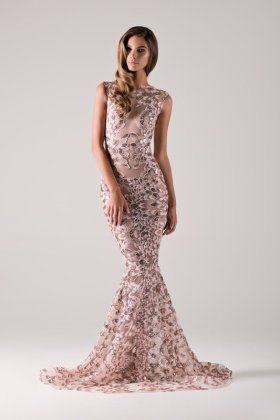 Michael Costello Spring Summer evening wear