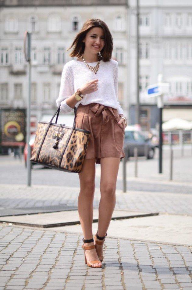 Paperbag waist trend