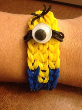 Rubber Band Bracelet Designs For Casual Wearing
