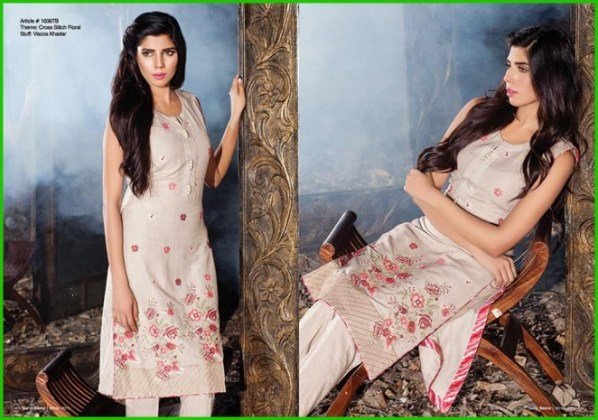 Taana Baana Summer shalwar kameez collection