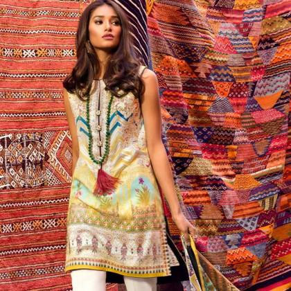 Elan Spring Summer Lawn Clothing Collection