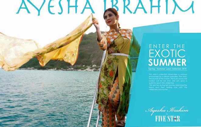 Summer Lawn Shalwar Kameez Dresses