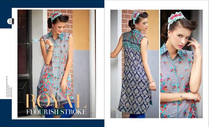Komal Life Summer Lawn Dresses
