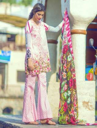 Mina Hassan Printed Lawn Collection