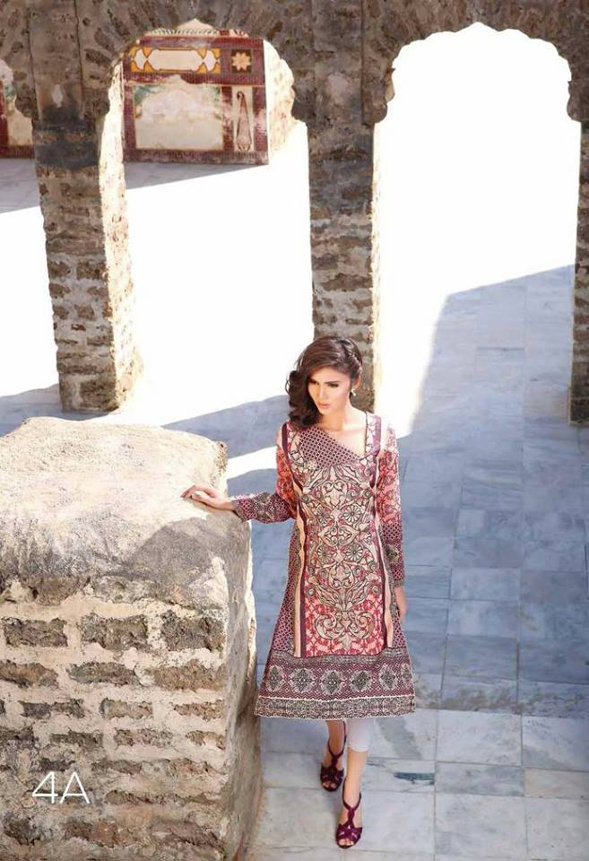 Shariq Textiles Premium Tunics Summer Collection