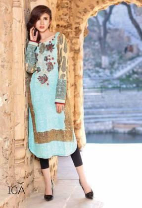 Shariq Textiles Premium Tunics Summer Collection 2016