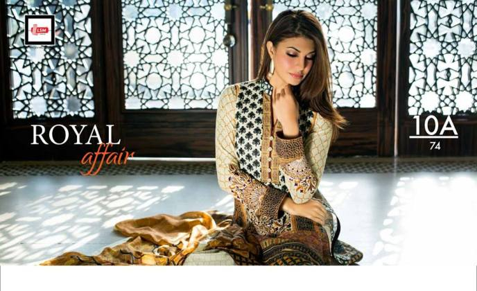 Zainab Chottani Spring Summer Collection By LSM 2016