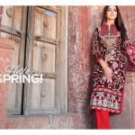 Zanisha Embroidered Collection Al Zohaib Textiles 2016