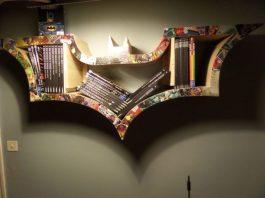 DIY book shelf ideas