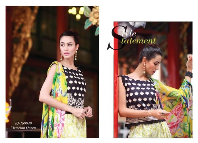 Rehaab Lawn Modern Dresses