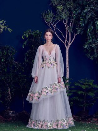 Hamda Al Fahim Summer Evening Wear