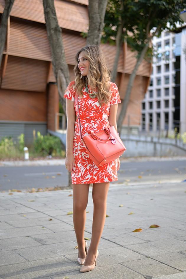 Make dress look longer