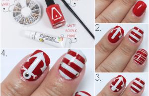 simple nail tutorials