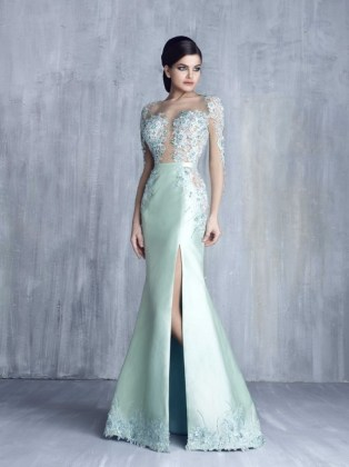Summer Party Wear Gowns By Tony Chaaya 2016