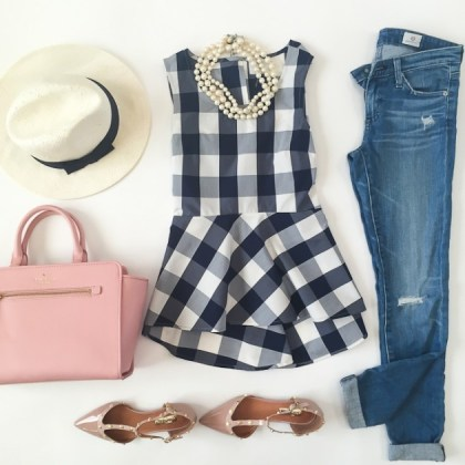Summer Polyvore Outfits Combinations
