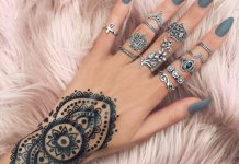 Henna Art Designs That You Should Try This Season