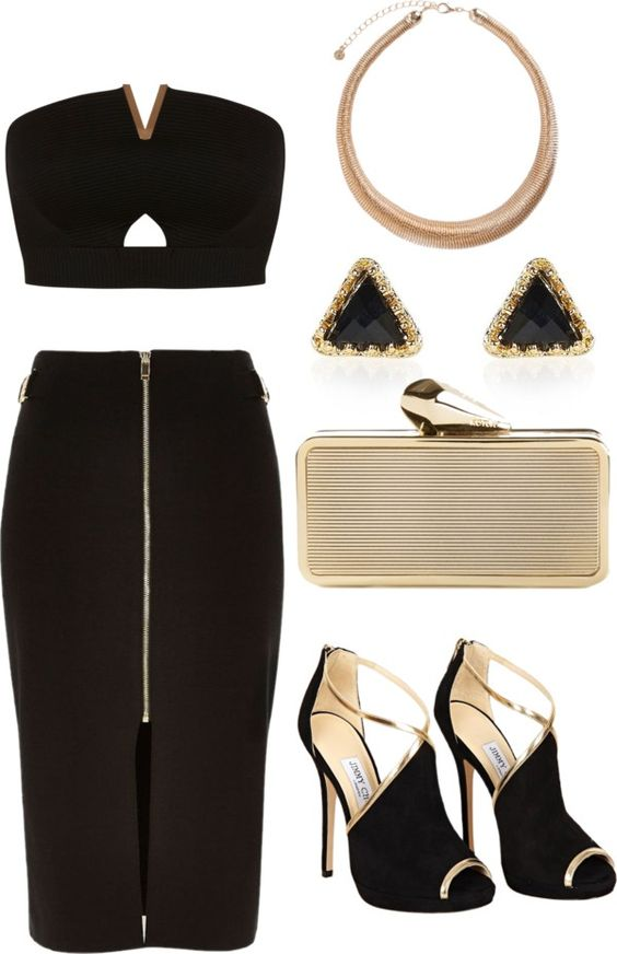 Party polyvore
