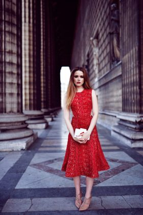 Summer Lace Dress For Special Occasions In 2016