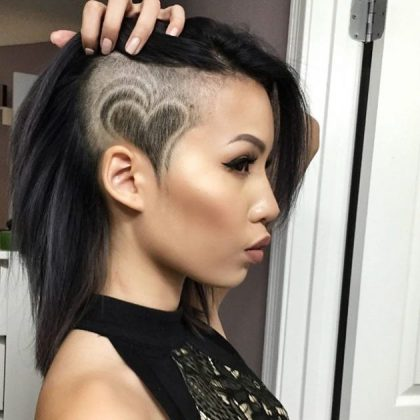 Undercut Hairstyle Ideas For Summer Season 2016