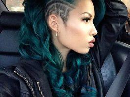 Undercut Hairstyle Ideas For Summer Season 2016