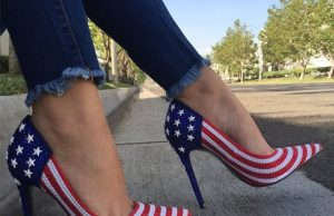 DIY 4th Of July Shoe Ideas For Creative People