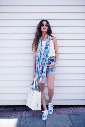 High Waist Shorts Summer Clothing Trend 2016