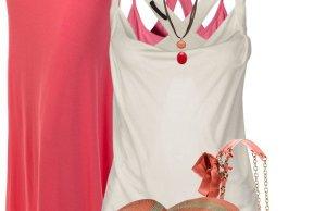 Maxi Skirts Polyvore Dresses