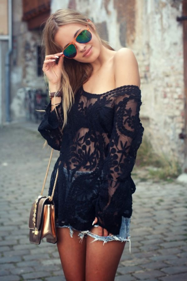 Summer Lace Dresses Woman Should Try This Summer