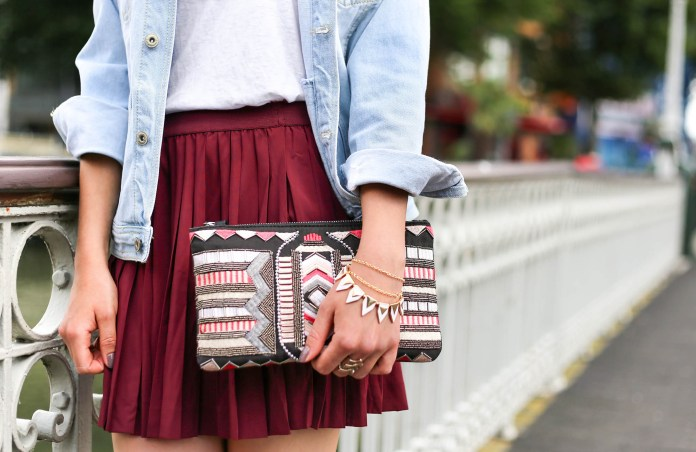 Accessories to spice up your eastern outfits!