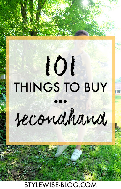101 things to buy secondhand thredup stylewise-blog.com