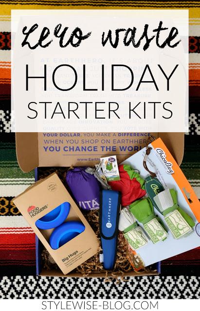 Earth Hero Zero Waste Starter Kit Gift stylewise-blog.com