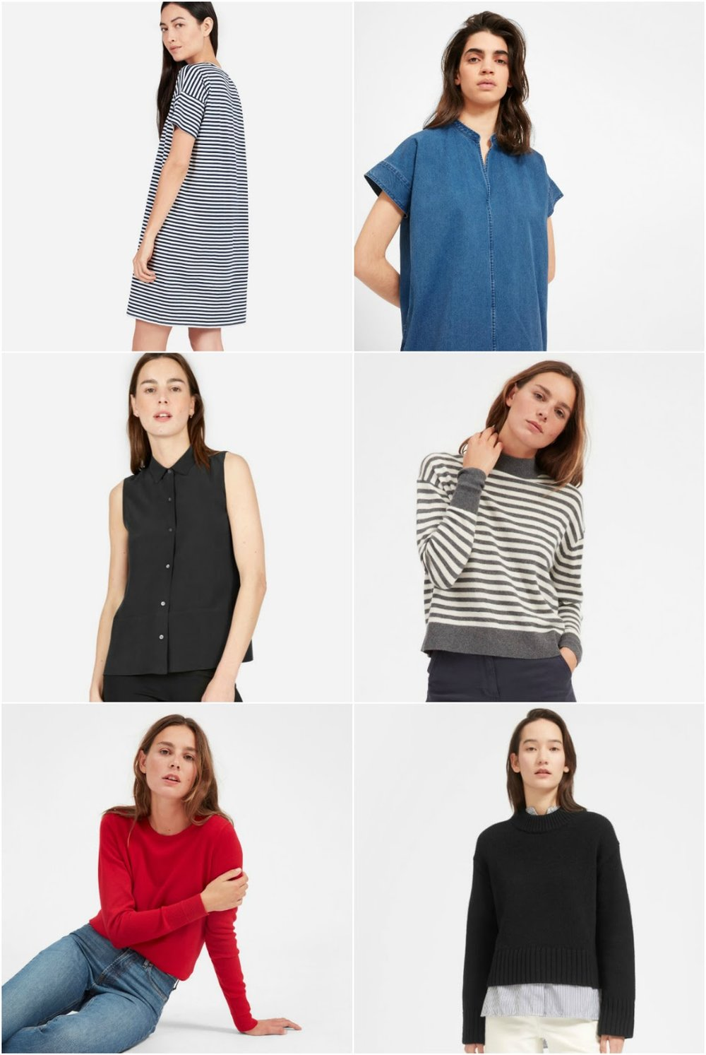 everlane choose what you pay summer 2018 stylewise-blog.com