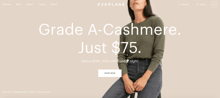 why i'm quitting everlane after they fired union workers according to Vice.