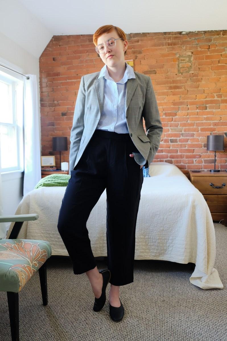 Tradlands 101 Margot button up shirt review