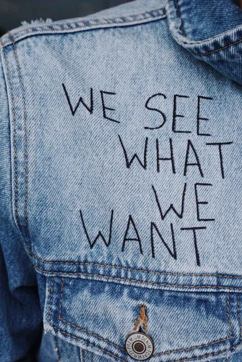 what if i'm wrong? sustainable fashion